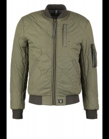 Marc Opolo Denim Bomberjacks Dusty Olive afbeelding