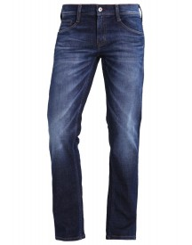Mustang Oregon Straight Leg Jeans Dark Rinsed afbeelding