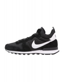 Nike Sportswear Internationalist Sneakers Hoog Black/white/wolf Grey afbeelding