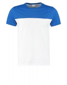 Pantone Dynamic Fit Tshirt Print Nautical Bliue afbeelding