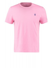 Polo Ralph Lauren Custom Fit Tshirt Basic Caribbean Pink afbeelding