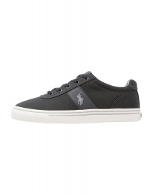 Polo Ralph Lauren Hanford Sneakers Laag Dark Carbon Grey afbeelding