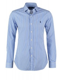 Polo Ralph Lauren Slim Fit Casual Overhemd Blue/white afbeelding