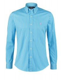 Polo Ralph Lauren Slim Fit Casual Overhemd Light Blue afbeelding