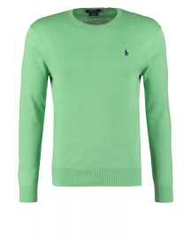 Polo Ralph Lauren Slim Fit Trui Garrick Green afbeelding