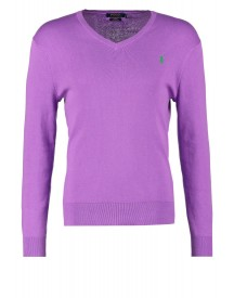 Polo Ralph Lauren Slim Fit Trui Laguna Purple afbeelding
