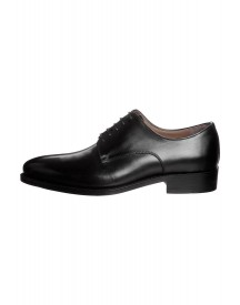 Prime Shoes Roma Veterschoenen Black afbeelding