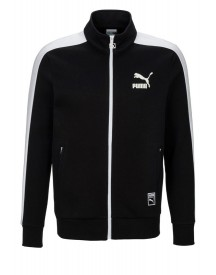 Puma T7 Trainingsjack Puma Black/white afbeelding
