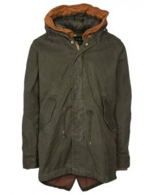 Scotch & Soda 2in1 Parka Military afbeelding