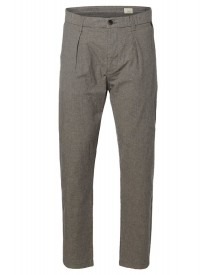 Selected Homme Pantalon Grey afbeelding