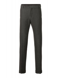 Selected Homme Pantalon Medium Grey Melange afbeelding