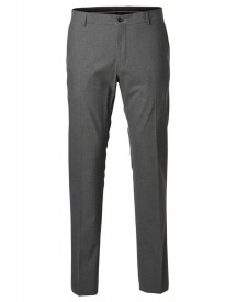 Selected Homme Pantalon Medium Grey afbeelding