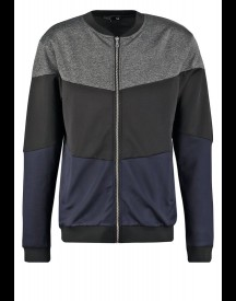 Solid Emal Trainingsjack Dark Grey afbeelding