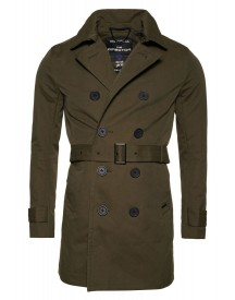 Superdry Trenchcoat Ditch afbeelding