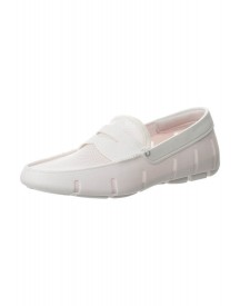 Swims Loafer Penny Front Instappers Optical White afbeelding