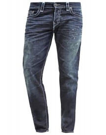 True Religion Rocco Slim Fit Jeans Darkblue Denim afbeelding
