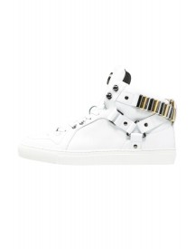 Versace Collection Sneakers Hoog White afbeelding