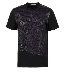 Versace Collection Tshirt Print Nero afbeelding
