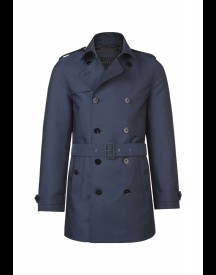 We Fashion Trenchcoat Trenchcoat Dark Blue afbeelding