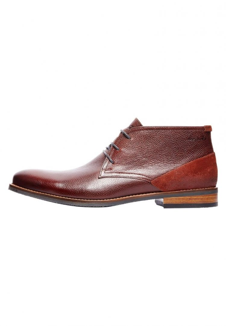Image Van Lier Veterschoenen Brown