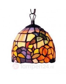 Hanglamp Colibri In Tiffany-stijl afbeelding
