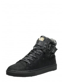 Replay Metan Dames All Black Sneakers afbeelding