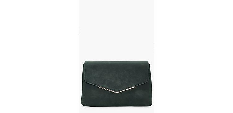 Image Isla Suedette Bag Clutch