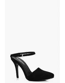Bethany Pointed Toe Stiletto Mule afbeelding