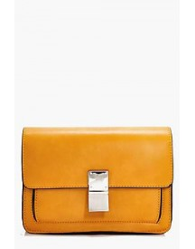 Daisy Guitar Strap Detail Cross Body Bag afbeelding