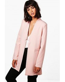 Eliza Premium Notch Neck Tailored Lined Blazer afbeelding