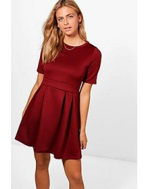 Evie Skater Dress afbeelding