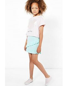 Girls Frill Front Skirt afbeelding