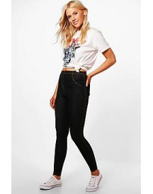 Hannah Basic Denim Look Jeggings afbeelding