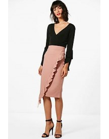 Holly Frill Skirt afbeelding