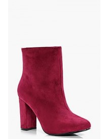 Holly Heeled Ankle Shoe Boot afbeelding