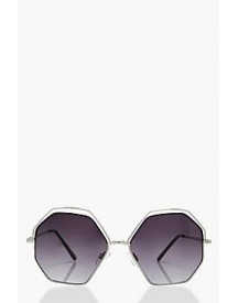 Holly Multi Edge Frame Sunglasses afbeelding