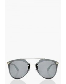 Hope Double Bridged Framless Sunglasses afbeelding