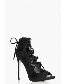 Isabelle Lace Up Stiletto Heel afbeelding