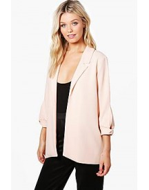 Jennie Sleeve Detail Tailored Blazer afbeelding