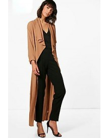 Kaley Maxi Waterfall Duster afbeelding