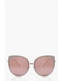 Kerry Cat Eye Rose Sunglasses afbeelding