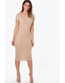Kerry Tie Waist Fitted Dress afbeelding