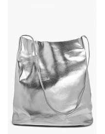 Laura Metallic Duffle Cross Body afbeelding