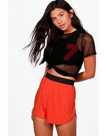 Lucy Skinny Runner Shorts afbeelding