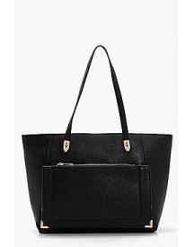 Maysie Front Pocket Tote afbeelding