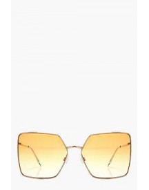Megan Oversized 70s Sunglasses afbeelding
