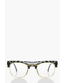Millie Tortoiseshell Clear Fashion Glasses afbeelding