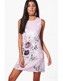 Molly Sleevless Shift Dress afbeelding