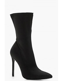 Nicole Stretch Over Ankle Sock Boot afbeelding