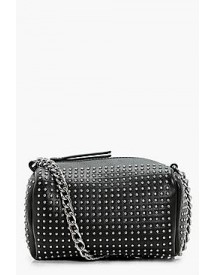 Pin Stud Barrel Cross Body afbeelding